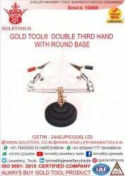 Round Base Double Third Hand
