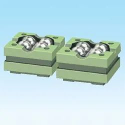 282.01 SS Ball Blocks With Clamp