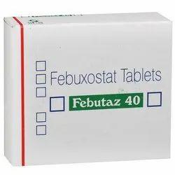 Febutaz 40 Tablet