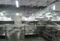 Oil Filter/ Greece filter for hood