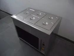 HOT BAIN MARIE  WITH GN PAN