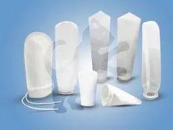 Polypropylene/Polyester Needled Felt Filter Bags