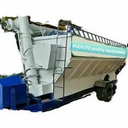 POLYLITE Mild Steel Poultry Feed Transportation Tanker, Model Name/Number: 2410