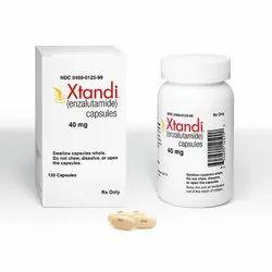 Xtandi 40 mg Capsules