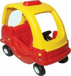 红色黄色轿跑车