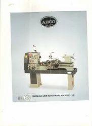 Geared Precision Lathe Machine