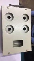 METAL CLAD SOCKET INDUSTRAIL BOX