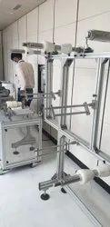 3 ply mask blank making machine