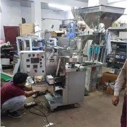 Tobacco Sachet Batch Cutting Machine