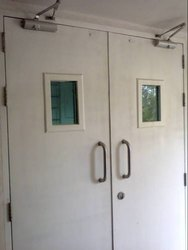 Fire Rated Metal Door