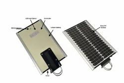 12W Solar All In One Street Light