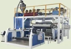 Tarpaulin Extrusion Coating Lamination Machine Exporter
