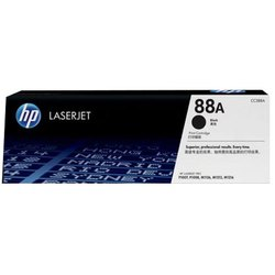 HP 88A Black Original LaserJet Toner Cartridge