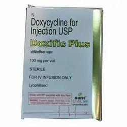 Doxific Plus Doxycycline 100mg Injection USP