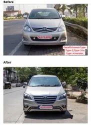Face Lift Conversion Body Kit For Innova Type-1,2,3 To Type-4
