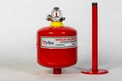 Vintex ABC Modular Type Automatic Operated Fire Extinguisher, For Factory, Capacity: 2Kg