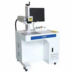 Fiber Laser Table Top Printing Machine