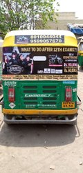 Auto-Rikshaw Advertising Service