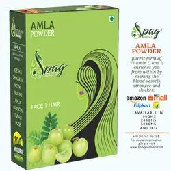 Spag Herbals Amla Powder, 100GR