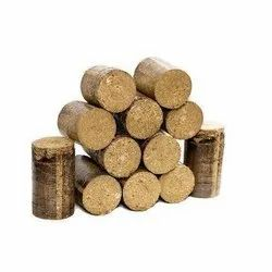 Biomass Briquettes, For Boiler, Thickness: 50-300mm
