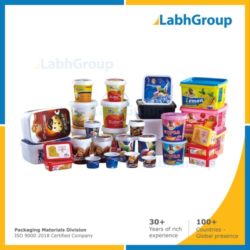 In-Mould Label IML Container
