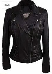 Leather Jackets For Women/Girls