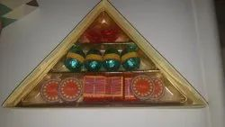 Round and Square Diwali Cracker Specials Chocolate, For Gift