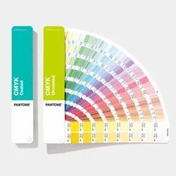 Pantone CMYK Color Guide Coated & Uncoated