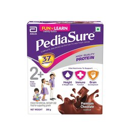 ABBOT Chocolate PediaSure Sure Growth Kids Nutrition Health Drink, 200 Gm