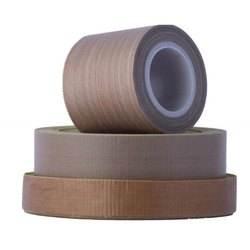 Color: Brown PTFE Teflon Coated Tape