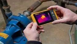 PTi120 Pocket Thermal Imager Fluke, LCD, -20 DegreeC To 150 DegreeC
