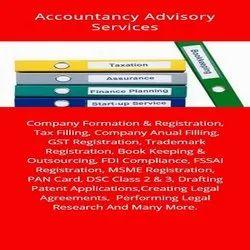 Company Registration Accountancy Advisory Services