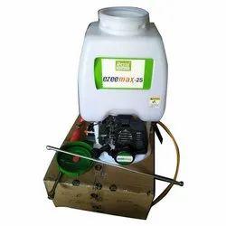 Petrol Oporated Plastic Agriculture Sprayer Machine