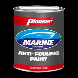 High Sheen Pioneer Marine Antifouling Paint, Liquid, Packaging Size: 1 Litre