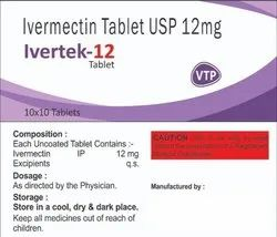 Ivermectin Dispersible Tablet