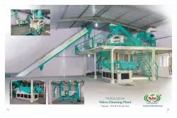 Multipurpose Vibro Cleaning Plant