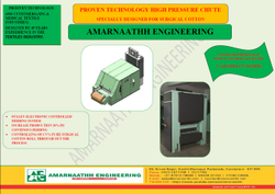 Automatic Pressure Chute For Textile Carding Machine4500