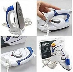 Electric Portable Steam Iron with Handle