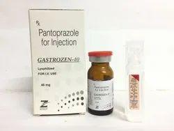 Pantoprazole Sodium Injection 40 Mg