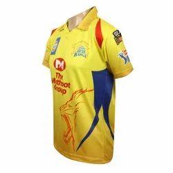 Chennai Super Kings CSK IPL Jersey