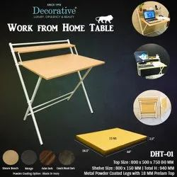 Decorative Wooden DHT 01 Table Work from Home Table