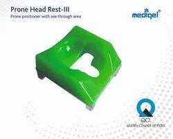 Medigel Prone Head Rest Type III 1 Pc