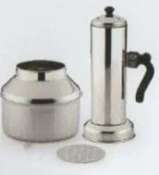Stainless Steel Puttu Maker