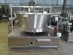 ghee clarifier machine