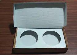 带插入件的纸波纹盒,尺寸(长X宽X高)(英寸):11.5 X 6 X 3.5,尺寸:11.5英寸