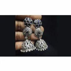 BE-1023 Brass Earring