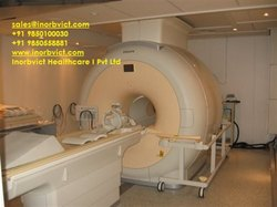 Refurbished Philips Achieva Quasar 3T MRI Scanner, For Hospital