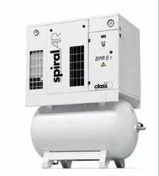 2-30 HP Oil Free Scroll Compressors