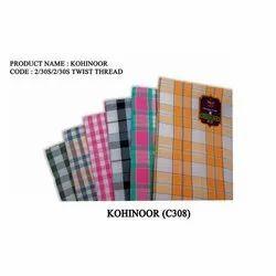 Kohinoor Cotton Check Towel