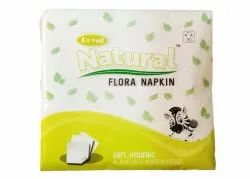 Royal Natural Flora-100  Tissue Napkin 100